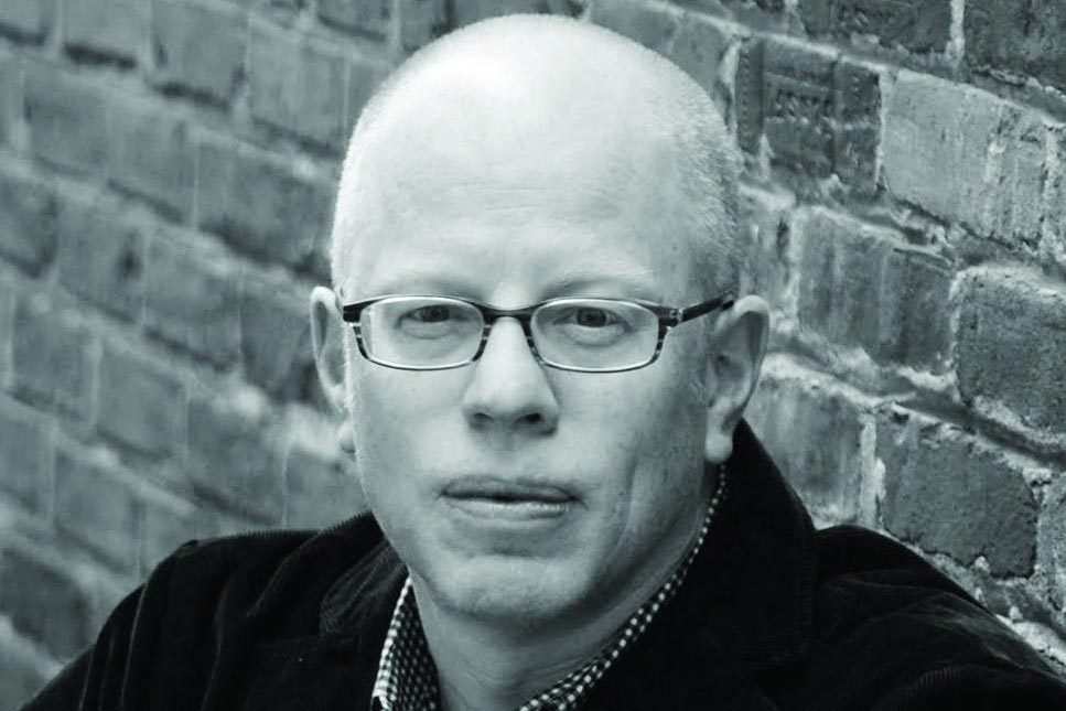 Mark Saunders joined the marketing department of UVA Press in 1995 and became director in 2013.