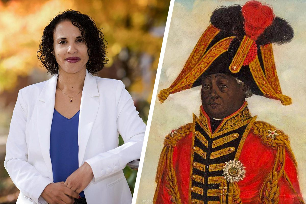 Marlene Daut  focuses on the history of Haiti, including Henry Christophe, the first and last king of the new country in the early 19th century.