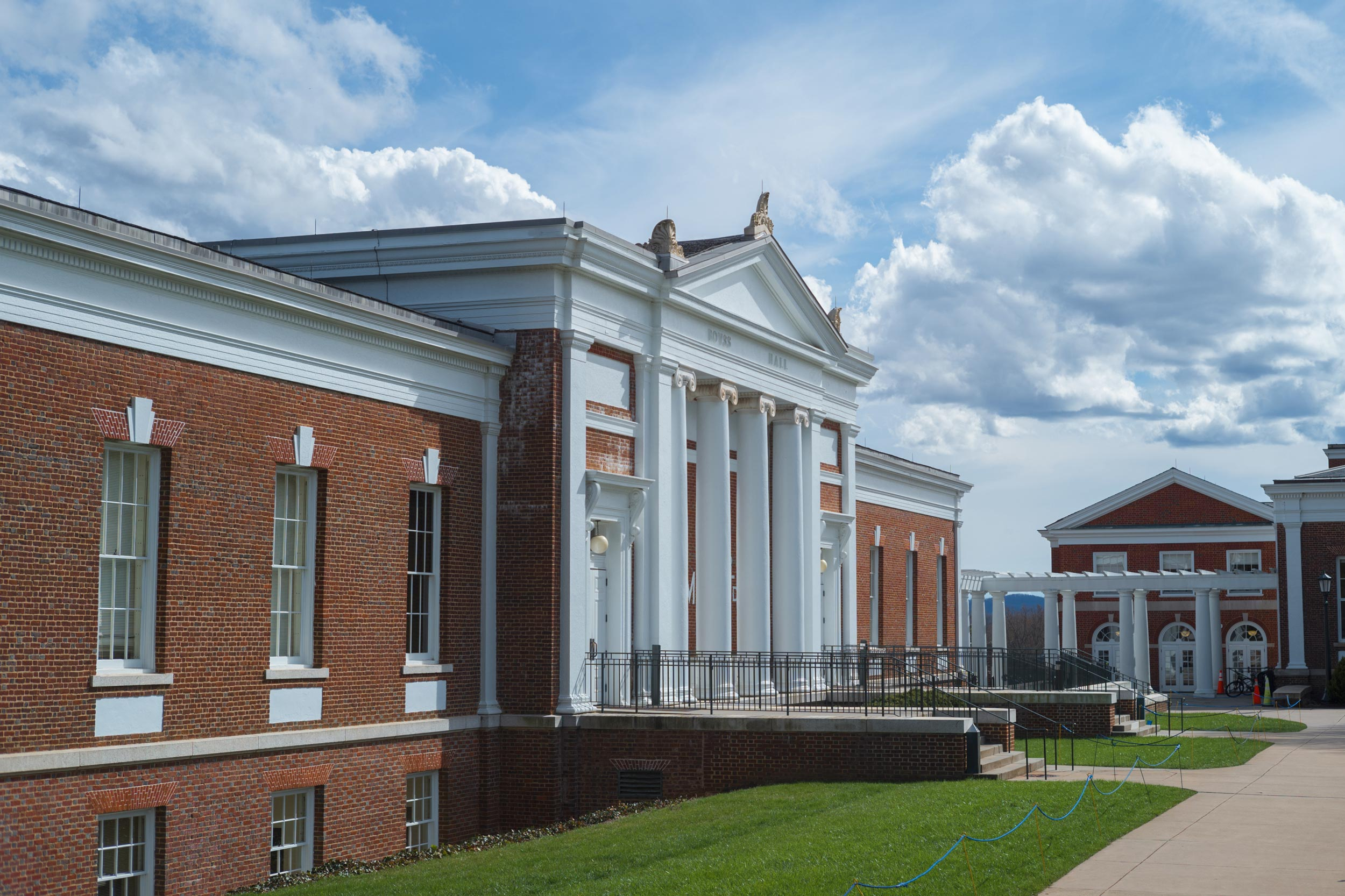 Business Website Names McIntire School of Commerce 'B-School of the Year'