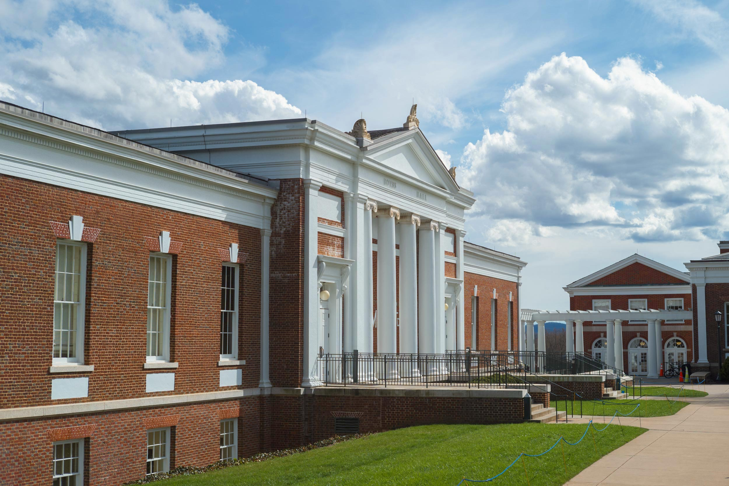 The McIntire School of Commerce's business education programs consistently rank among the nation's best.