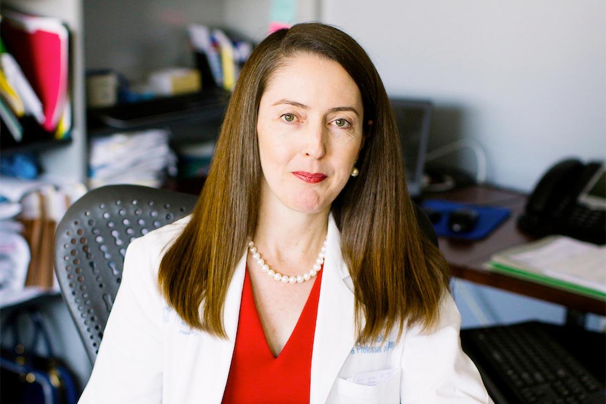 Getting to Know School of Medicine Dean Melina Kibbe