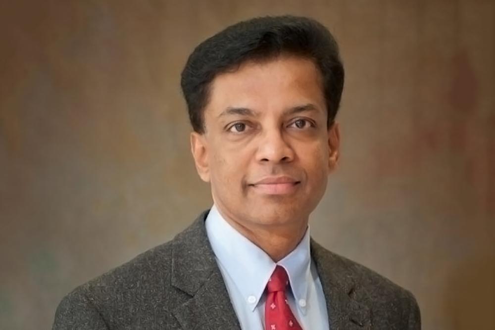 Melur Ramasubramanian (Photo courtesy Clemson University)