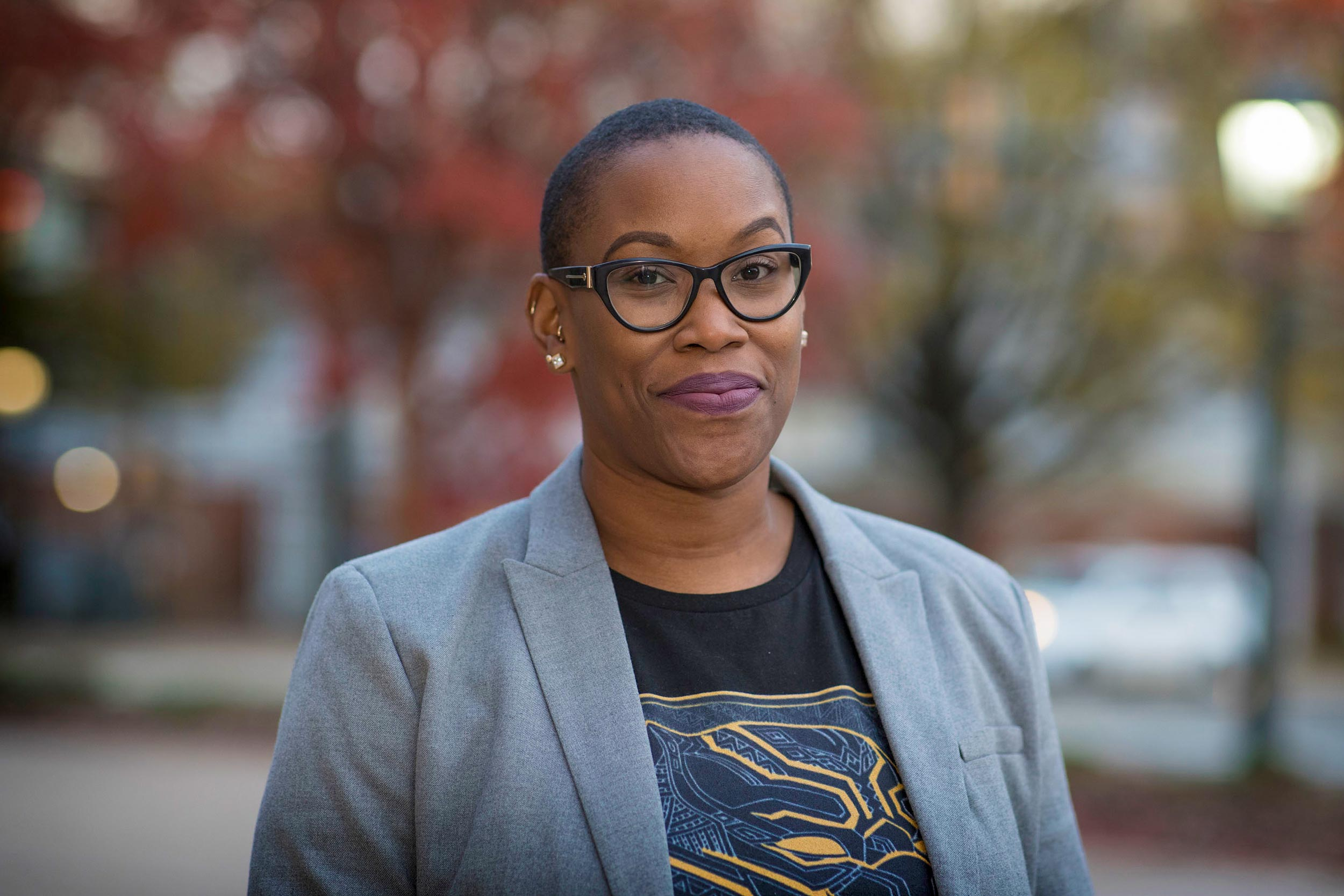 "UVA assistant media studies professor Meredith Clark is writing a book on ""Black Twitter."""
