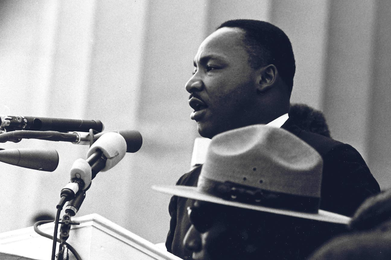 The University and local communities will celebrate the legacy of Rev. Dr. Martin Luther King Jr. for several weeks, starting Jan. 15.