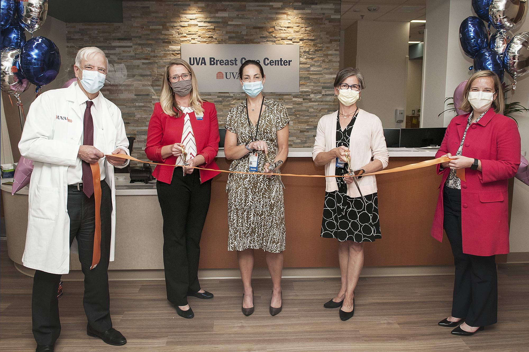 What You Need to Know About UVA's New Breast Care Center