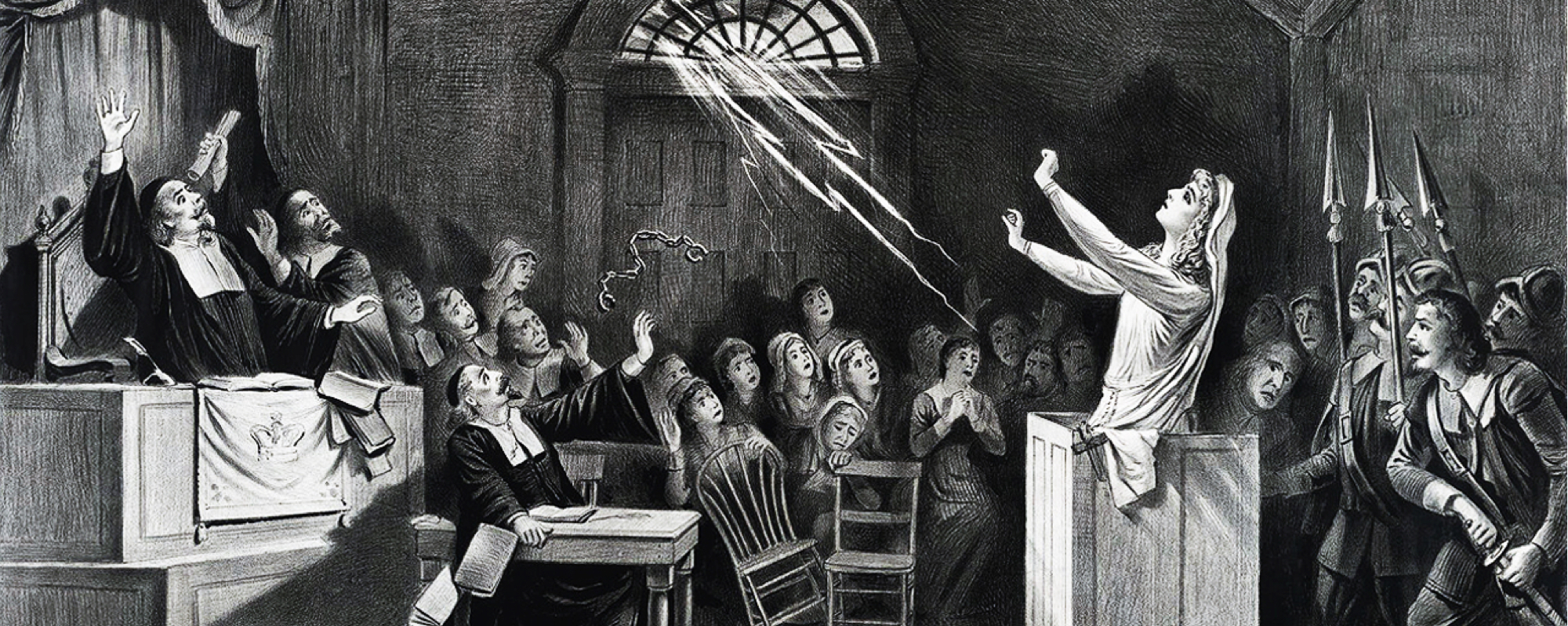 the stigma caused to society by the salem witch trials Definition of aftermath of the salem trials recover from the devastation caused by the trials, salem remained a of the salem witch trials new.