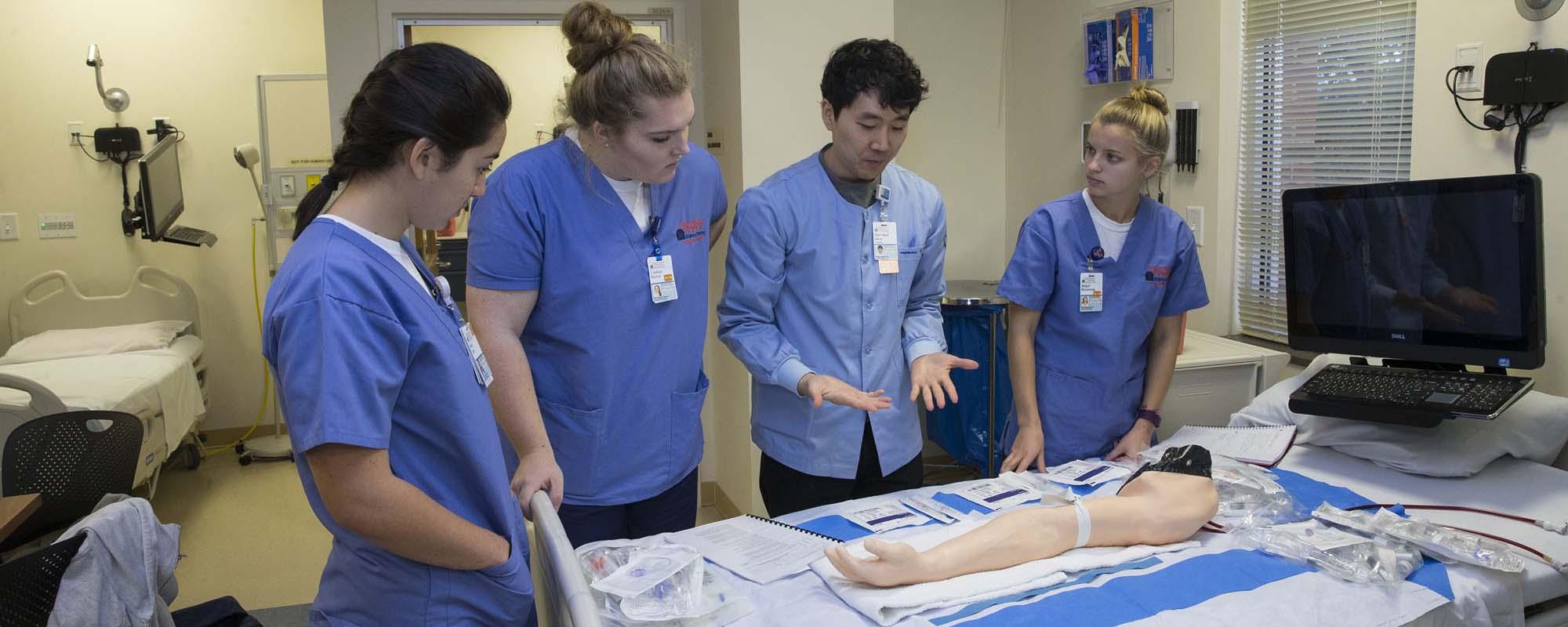 Where Practice Makes Perfect: Inside UVA Nursing's 'Sim Lab