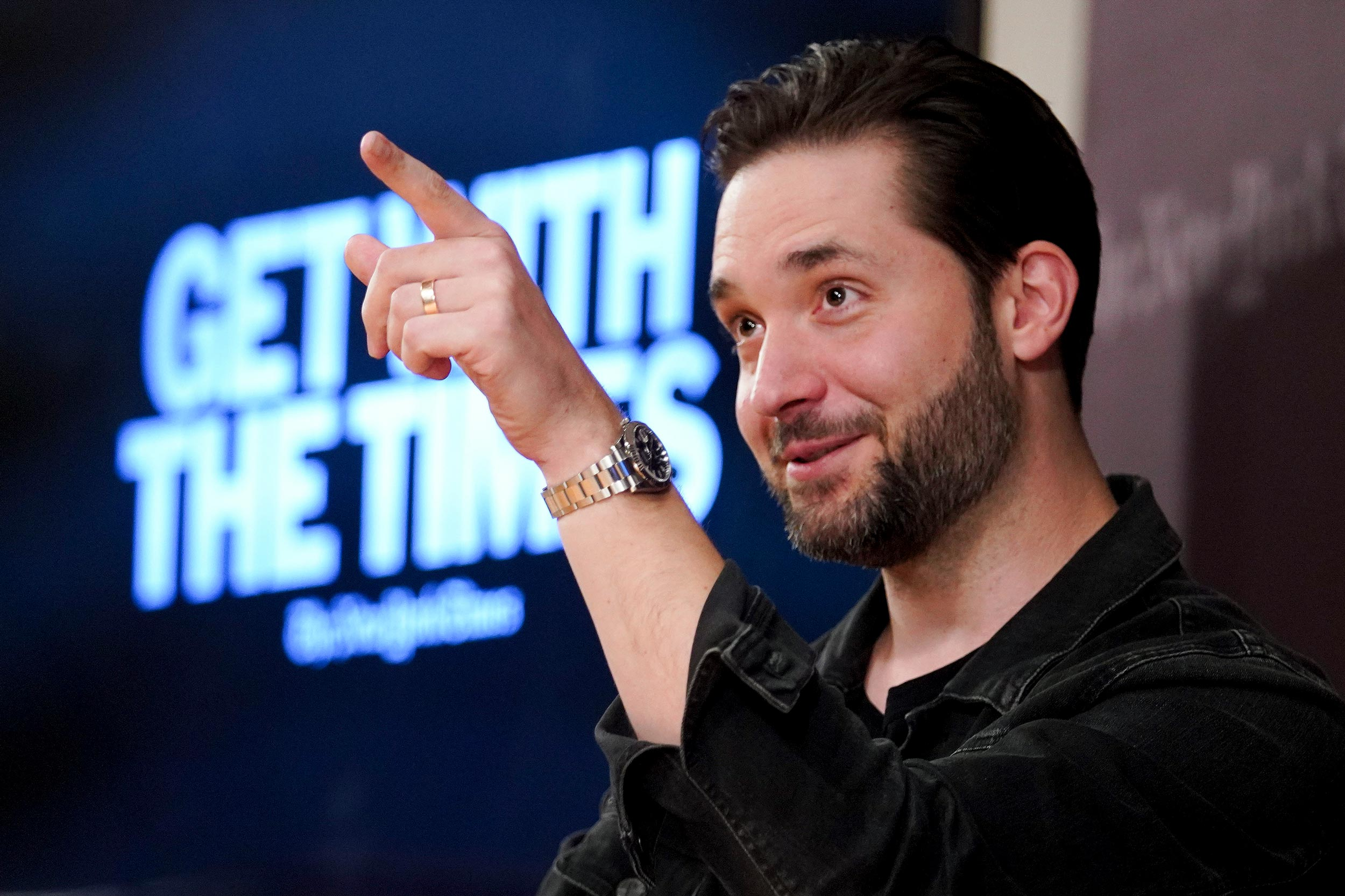 Alexis Ohanian graduated from UVA in 2005 with degrees from the McIntire School of Commerce and the College of Arts & Sciences.