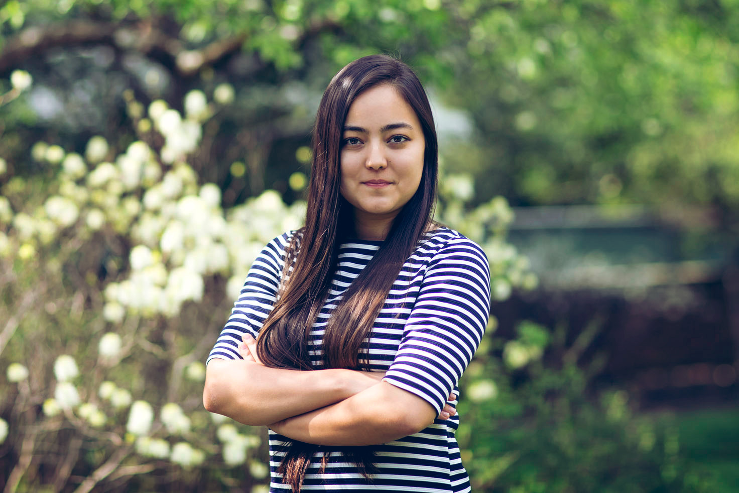 Parisa Sadeghi founded the UVA student-led Charlottesville Debate League for middle- and high-schoolers.