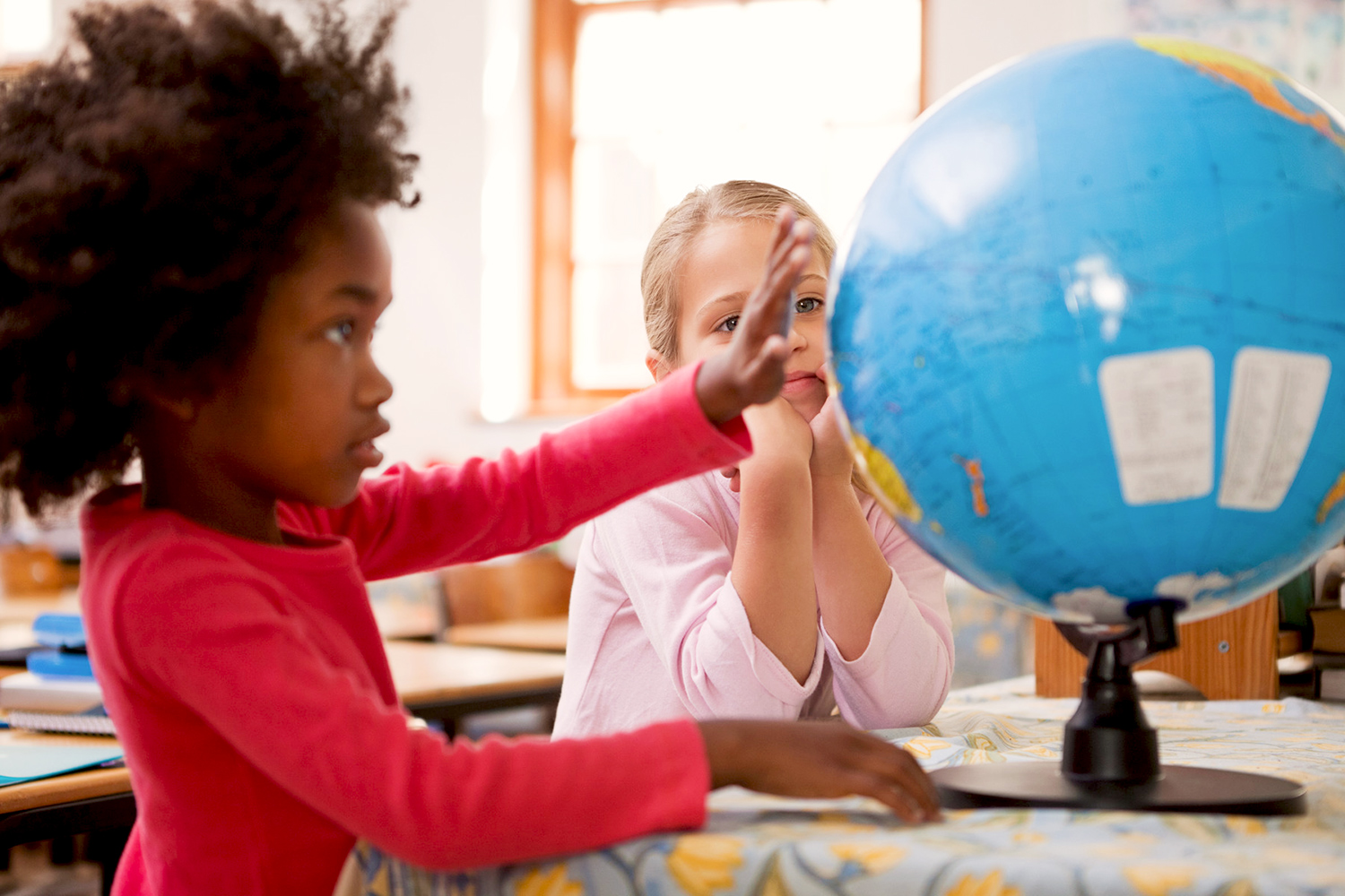 UVA researchers have found some evidence that some preschoolers fare better with teachers who match their race.