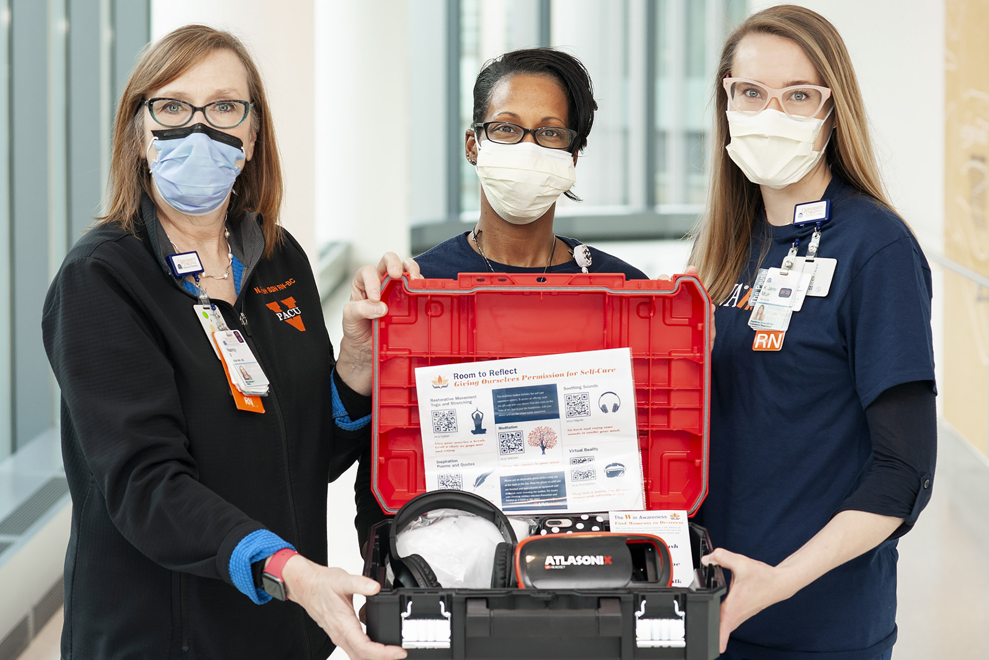 As Stress and Demands Increase, Three Nurses Set Out to Create a Traveling Escape