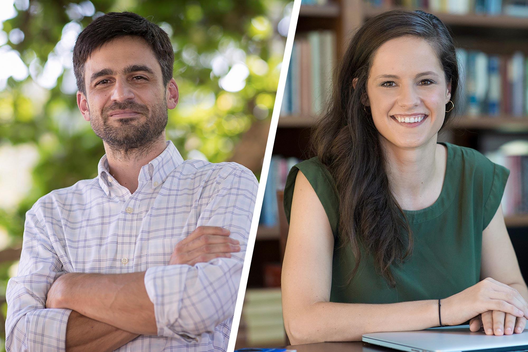 Ford Foundation Fellowships Boost Two Rising UVA Scholars - University of Virginia