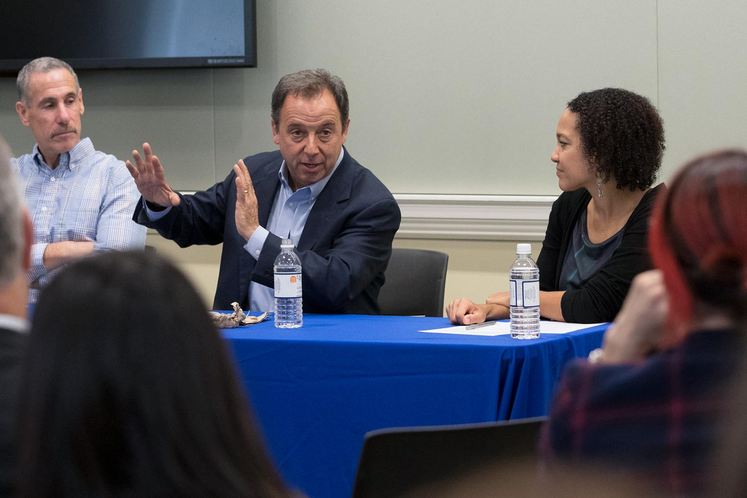 Journalist and UVA alumnus Ronald Suskind, the father of son who is on the autism spectrum, currently chairs the UVA-Curry Autism Advancement Council.