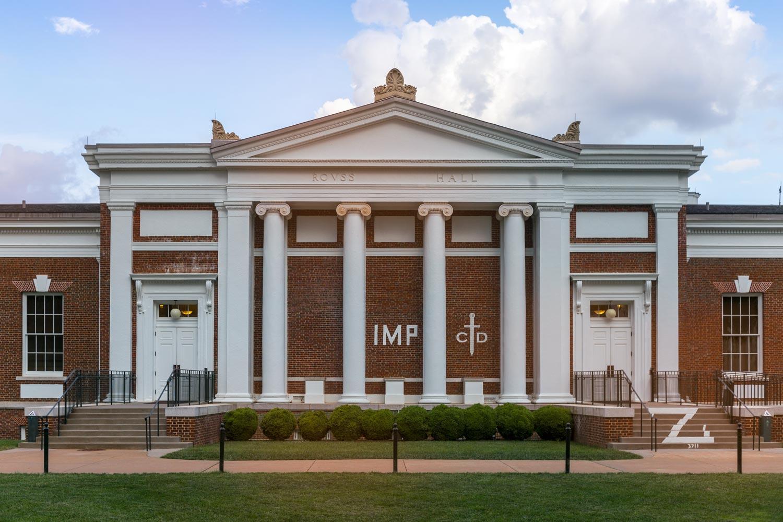 Shumway Foundation's $25 Million Gift Backs New McIntire Building, Program