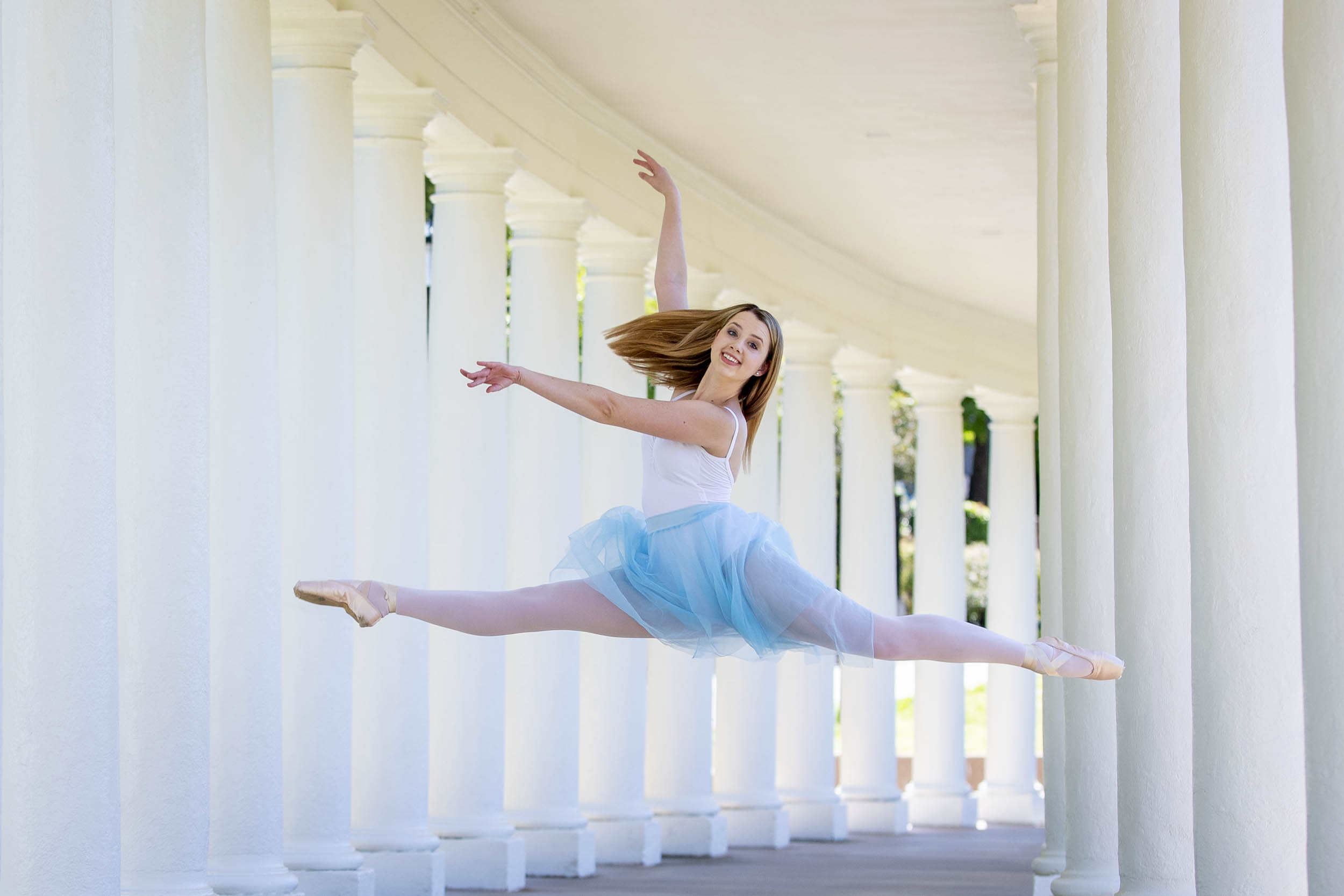 Mid-flight in life, Sarah Alexander is poised to tackle public policy and work after college – and also plans to keep dancing.