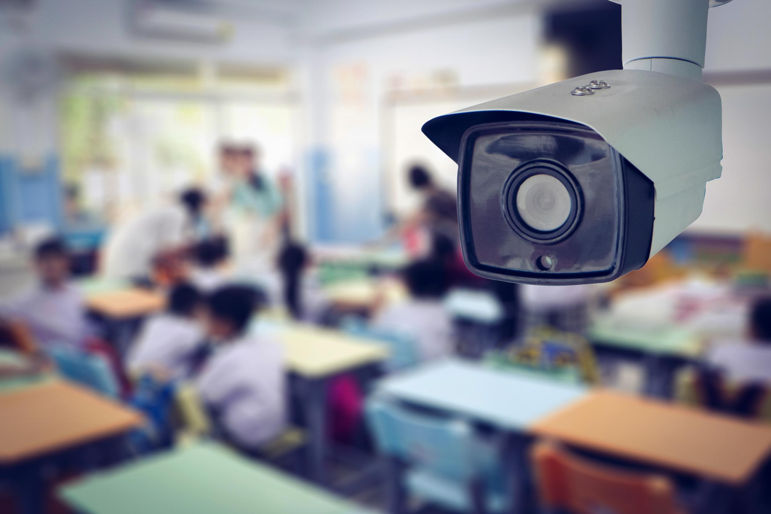 Do Security Cameras in Public Schools Make Students Feel Safer?