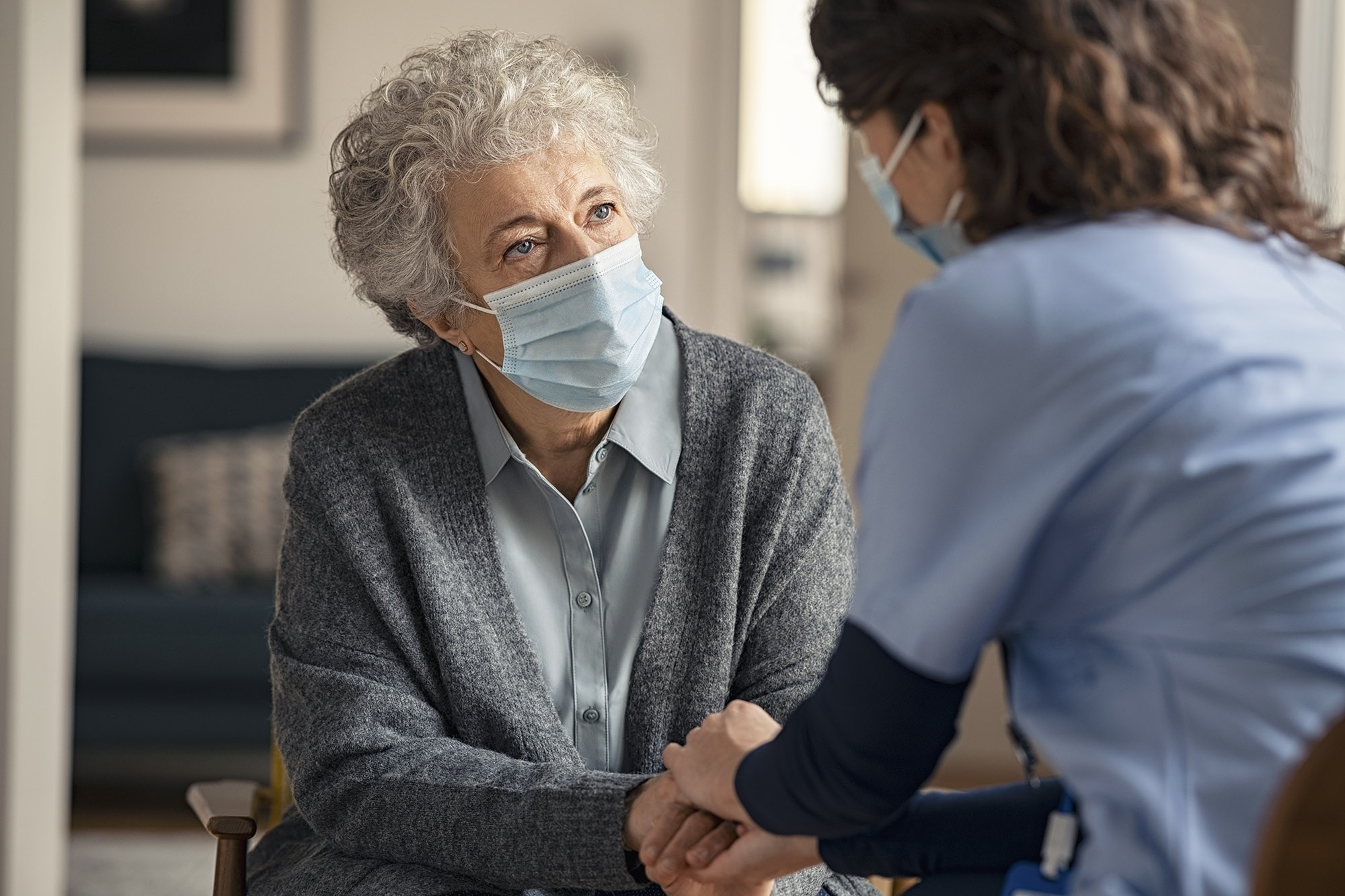 A Pandemic Lesson: Older Adults Must Make Preventive Care a Top Priority
