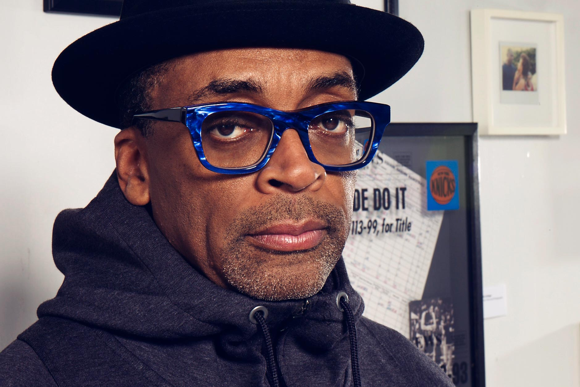Renowned filmmaker Spike Lee will be one of the headliners at this year's Virginia Film Festival in November. (Photo by Marc Baptiste)