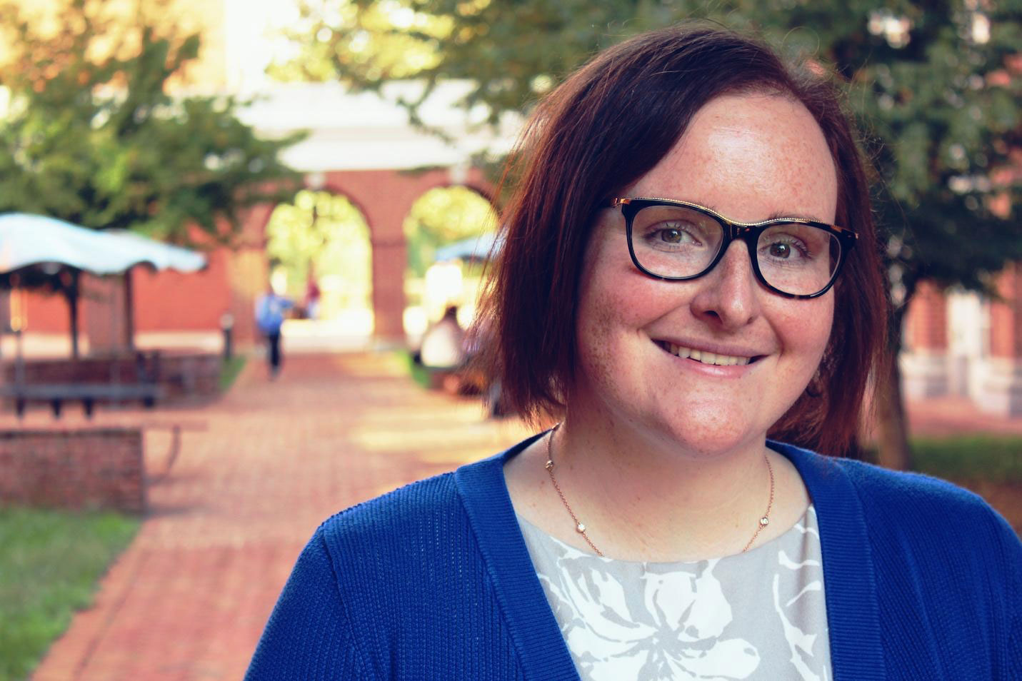 Stephanie Wormington's research at the Curry School of Education and Human Development focuses on what drives student motivation in school.
