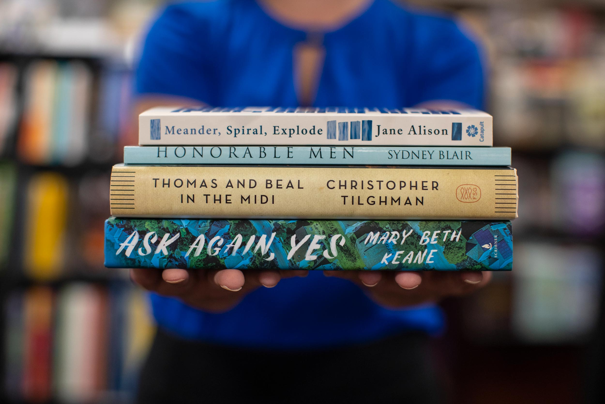 Here are a few suggestions for summer reading lists.