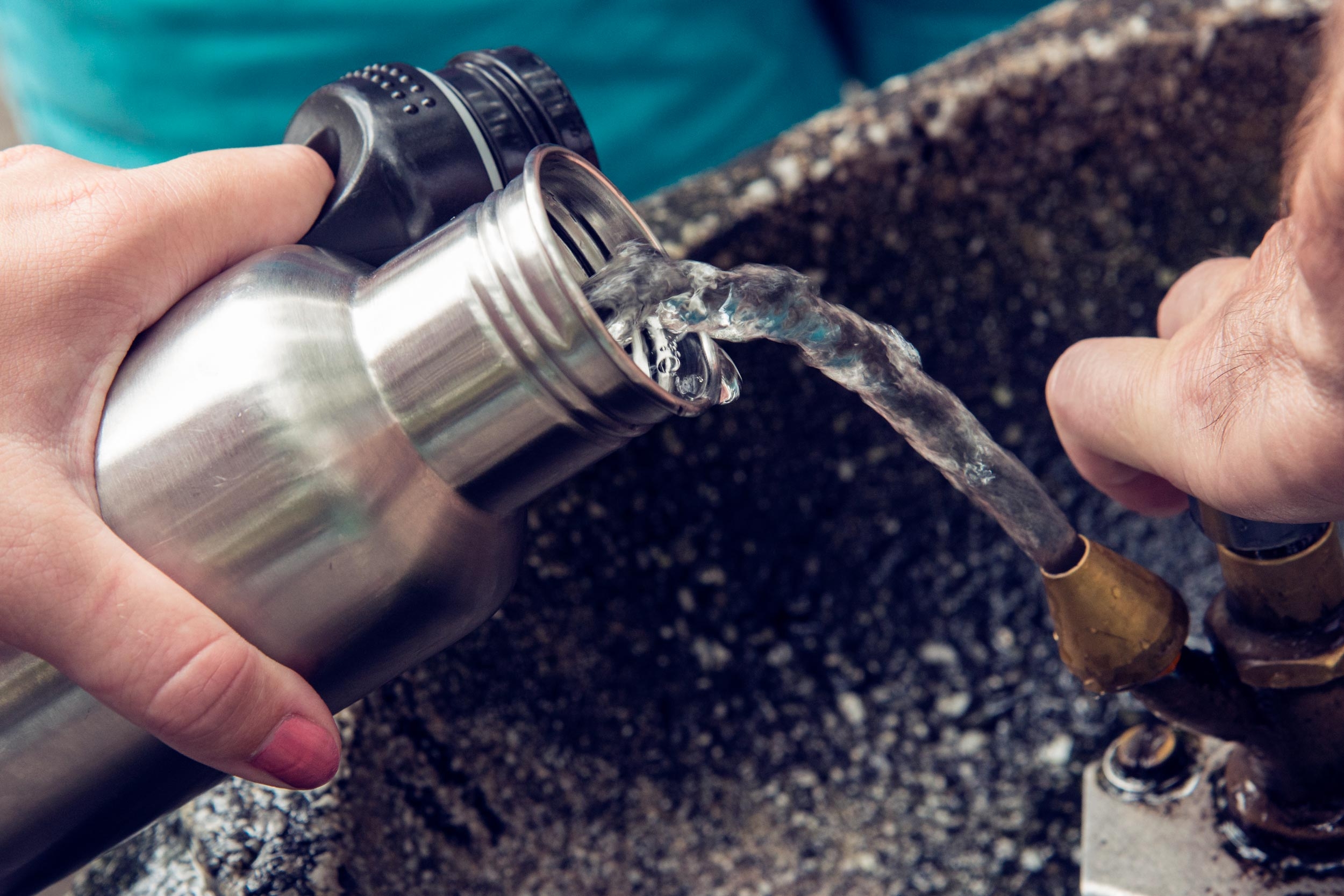 Need Water on the Go? Alum's 'Tap' App Will Help You Find It