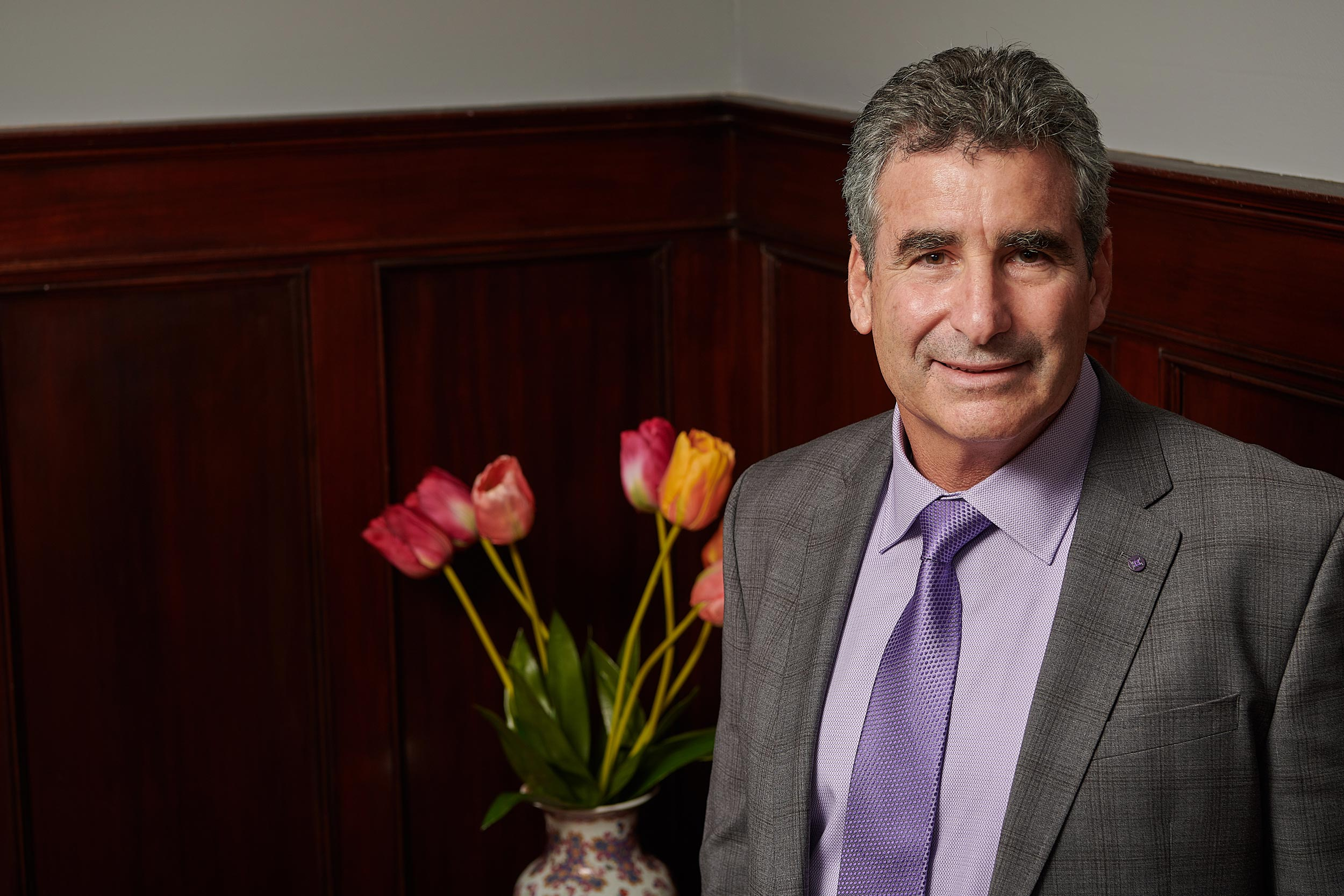 Tom Katsouleas has advocated for cross-disciplinary collaboration, faculty diversity and other key issues as provost.
