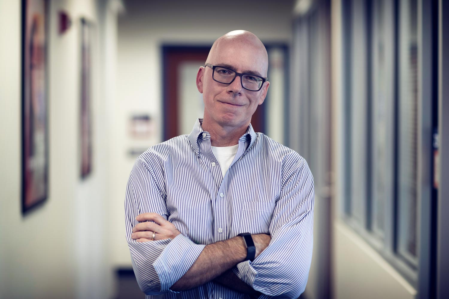 In addition to his appointment in UVA's Career Center, Tim Davis is a clinical psychologist who teaches courses in resilience and leadership.