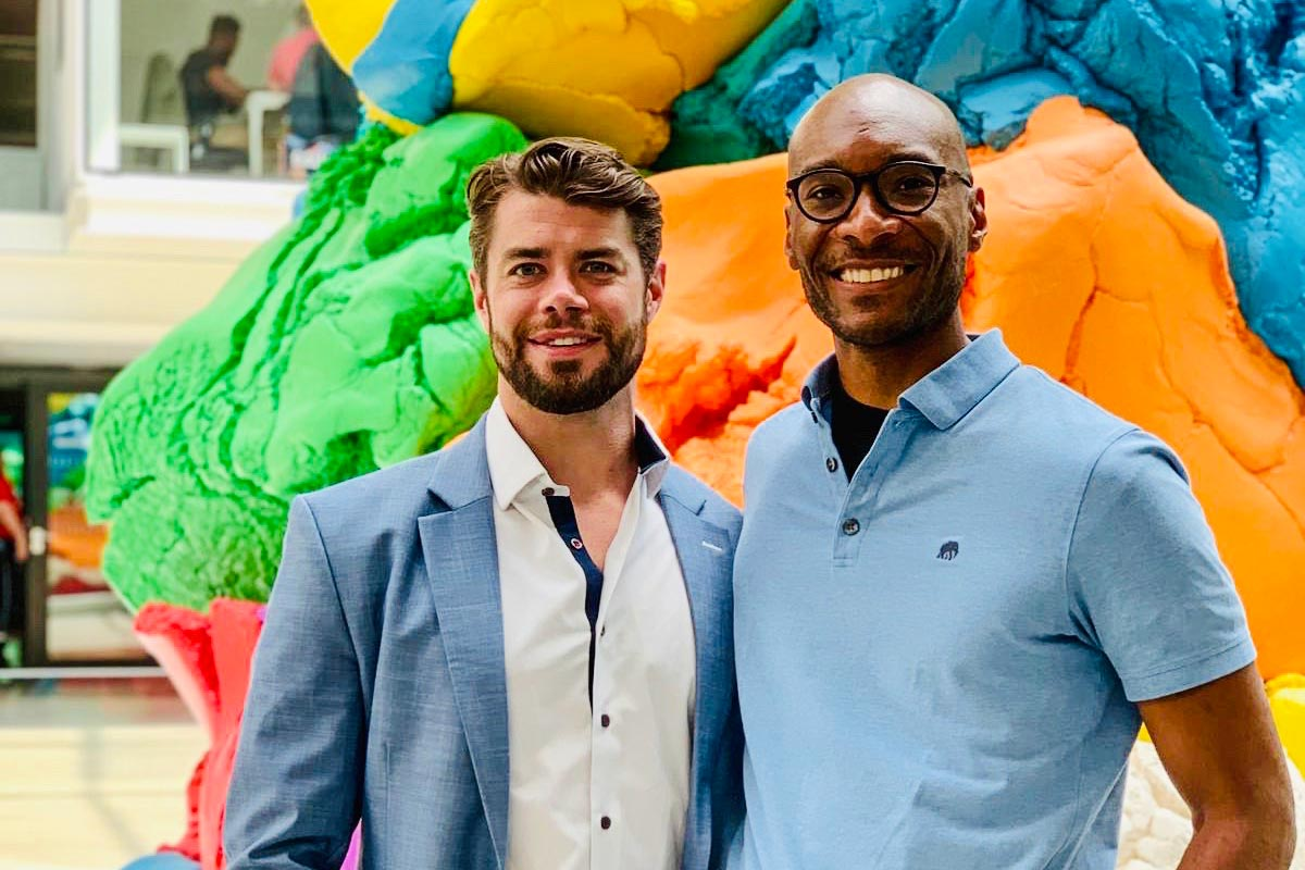 Class of 2020: At-Home Colon Cancer Screening? Two MBAs Are Making It Happen