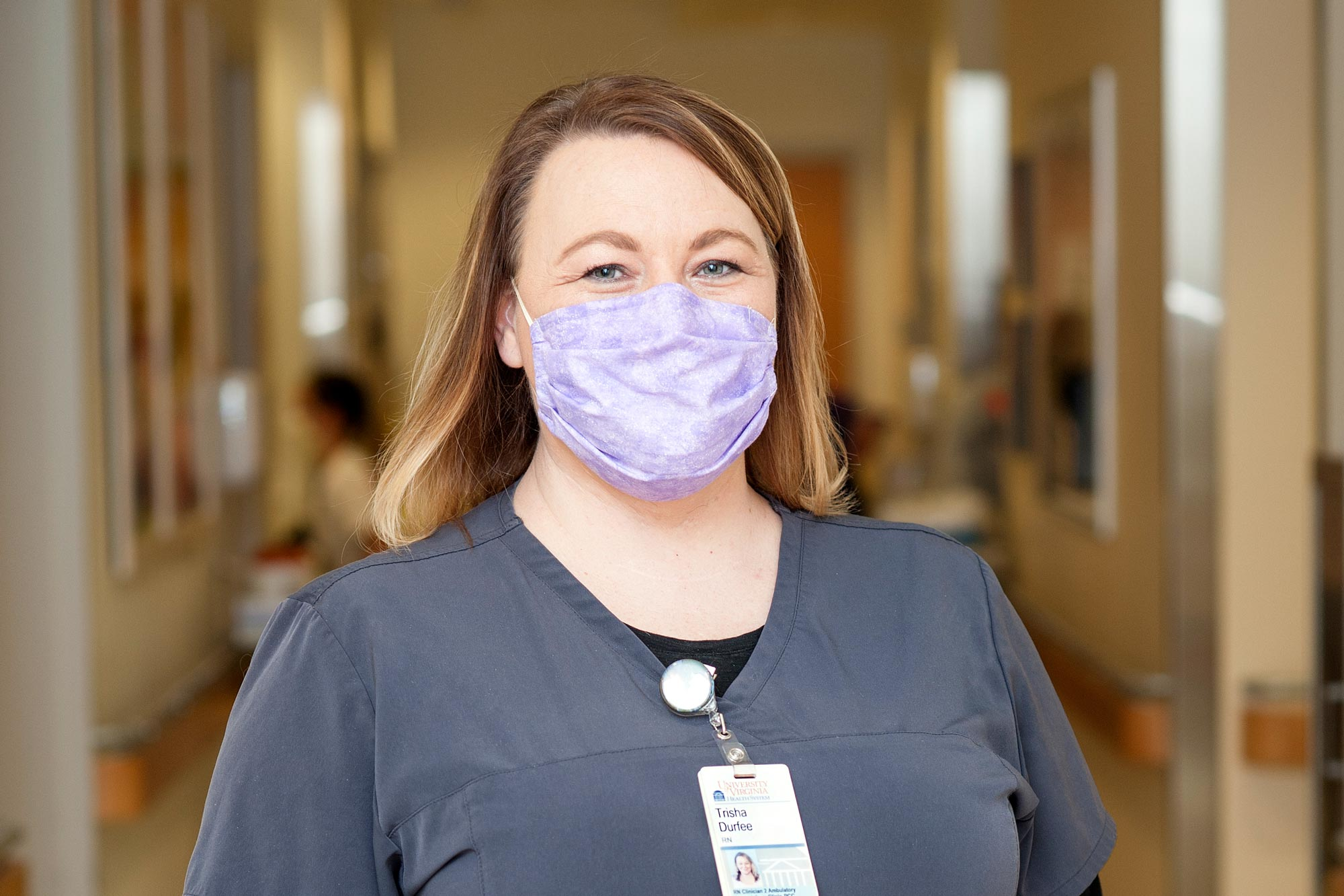 Class of 2021: Nurse at Center of Pandemic Response Finds Renewed Personal Mission