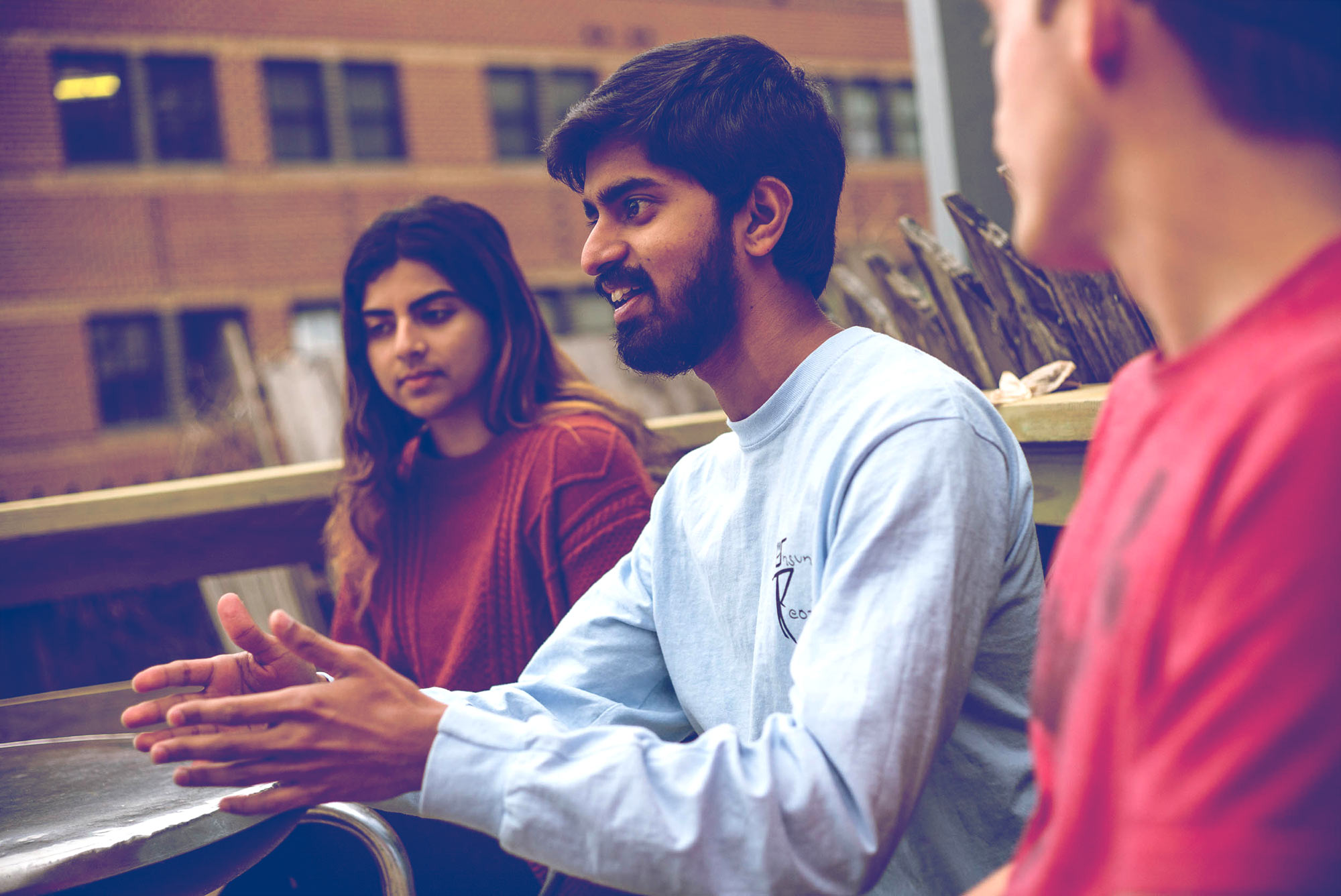 Unsung People founder Shreyas Hariharan explains why he wanted to start Unsung People.