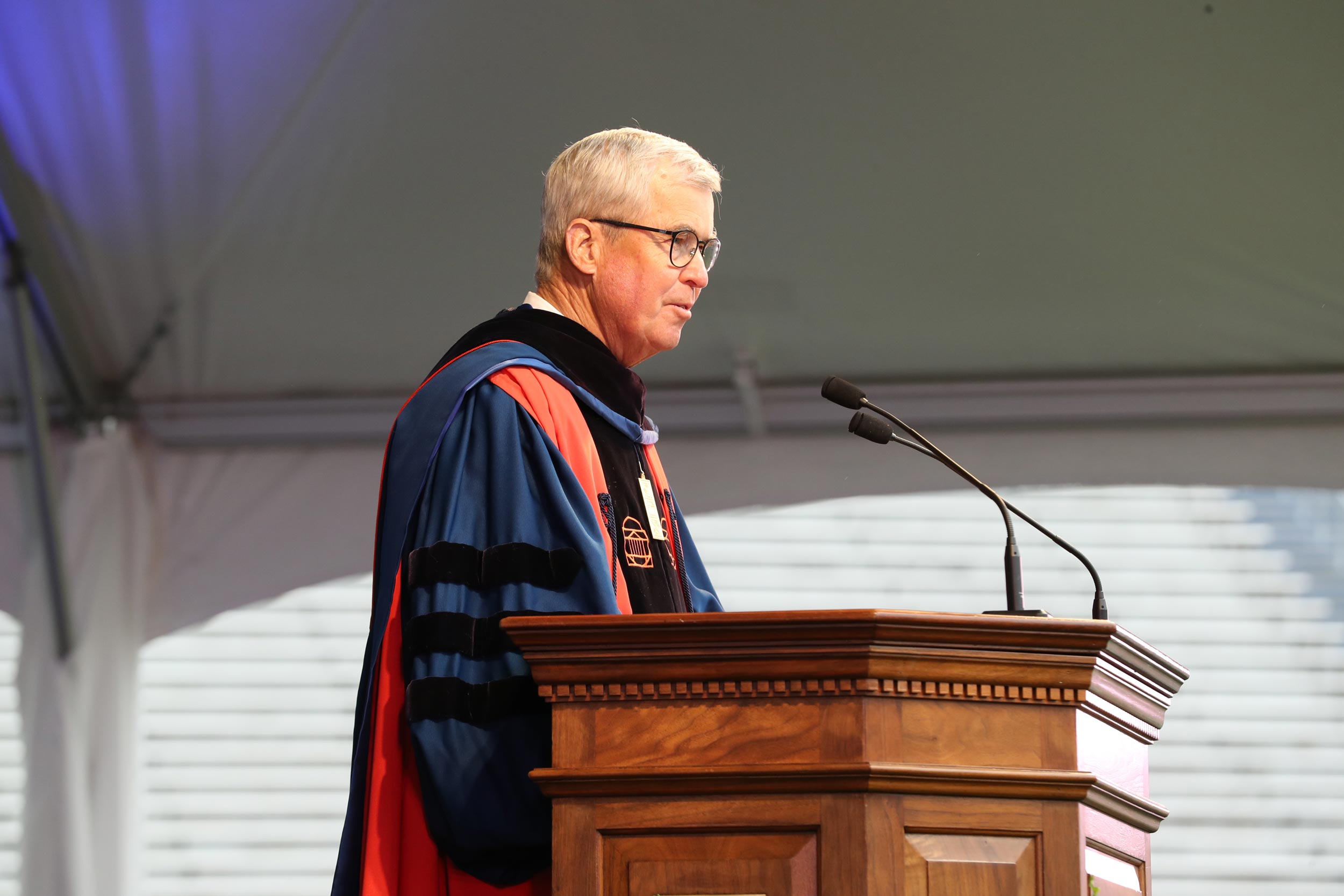 Rector James Murray's Address to the Classes of 2020, 2021 ...
