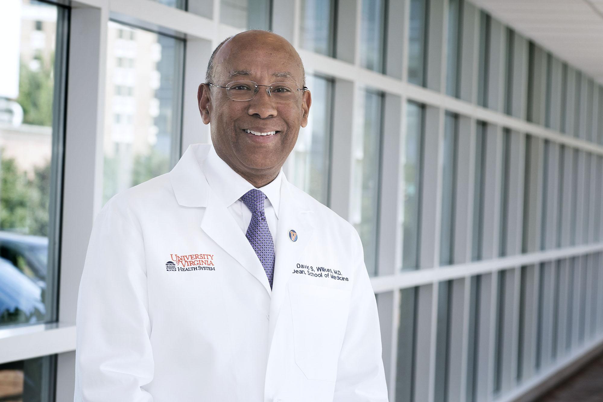 UVA's David S. Wilkes Elected to Prestigious National Academy of Medicine