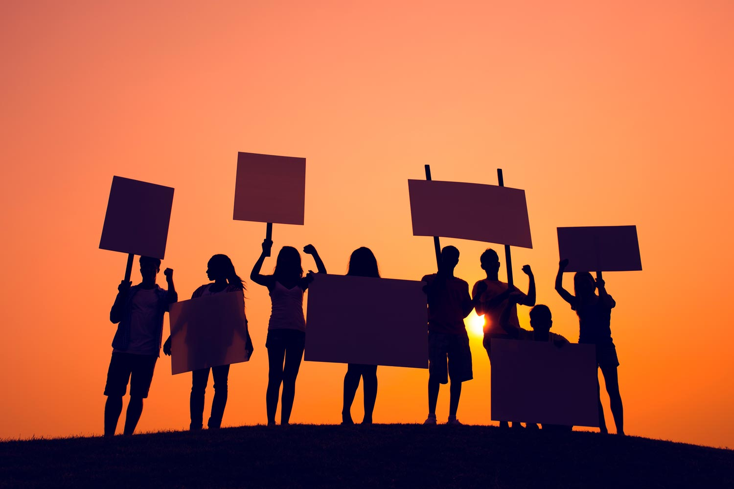 Activism in Youth: It's a Good Thing