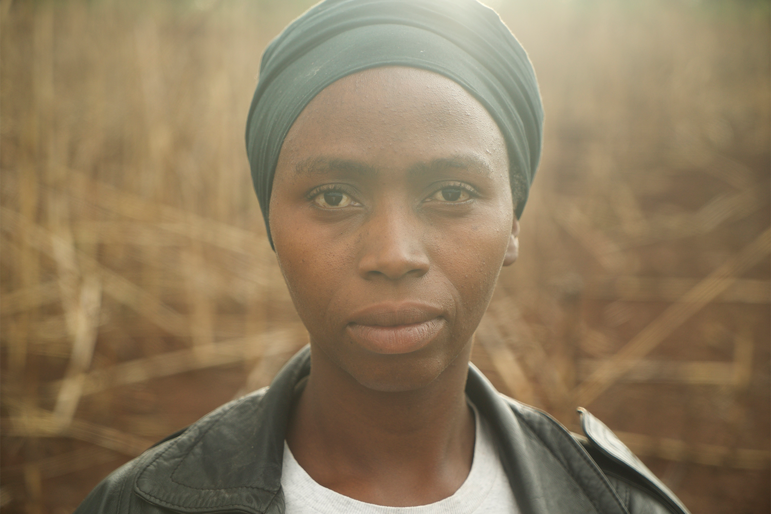 """A still from the trailer for the """"Zaza Rising"""" documentary, created to spread the word about one woman's effort to open a bakery and build a better life for other women in her community."""
