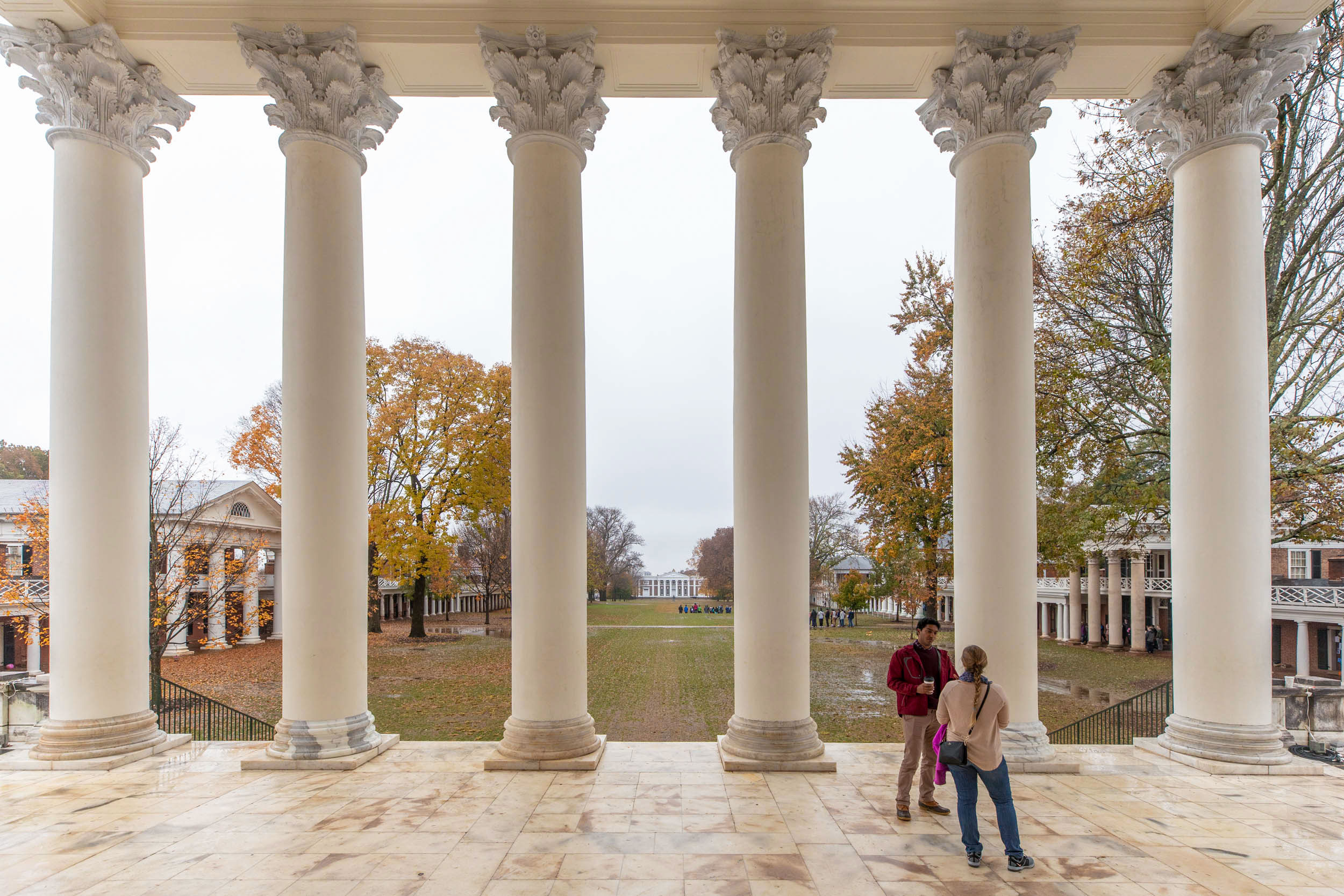 Ashwanth Samuel gave a one-on-one tour on a fall day last year.