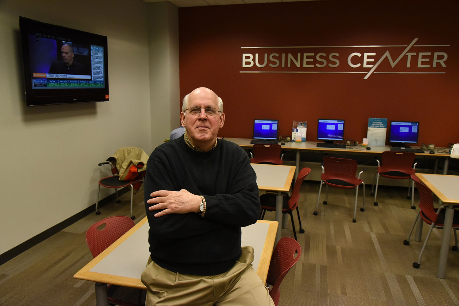 Jeff Williams, a 1970 graduate of UVA's McIntire School of Commerce, has devoted his career to helping Baby Boomers like himself launch successful startups.