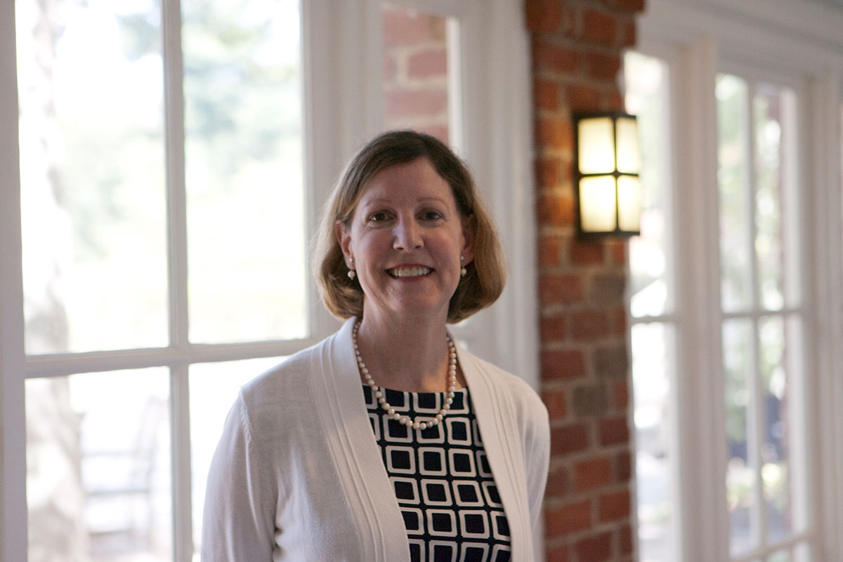 Barbara Perry is the White Burkett Miller Professor of Ethics and Institutions at UVA's Miller Center for Public Affairs. (Photo courtesy of the Miller Center)