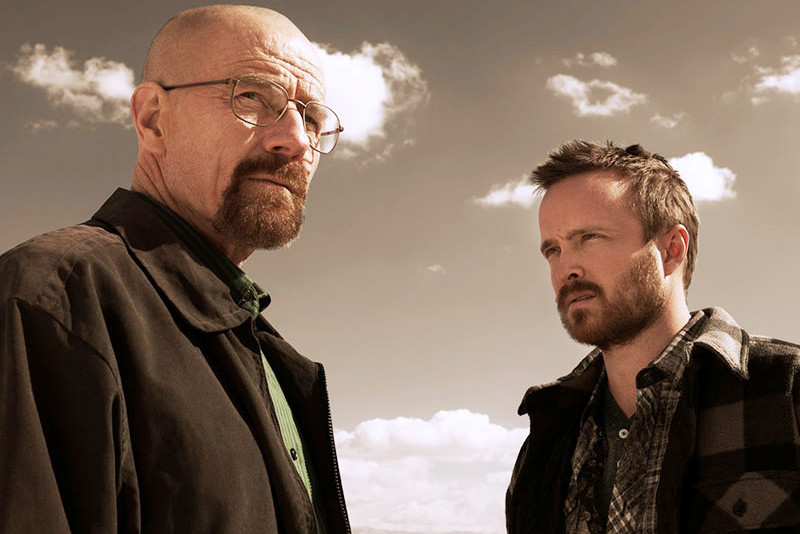 "Cranston starred as Walter White in the hit series ""Breaking Bad."" (Photo courtesy AMC)"