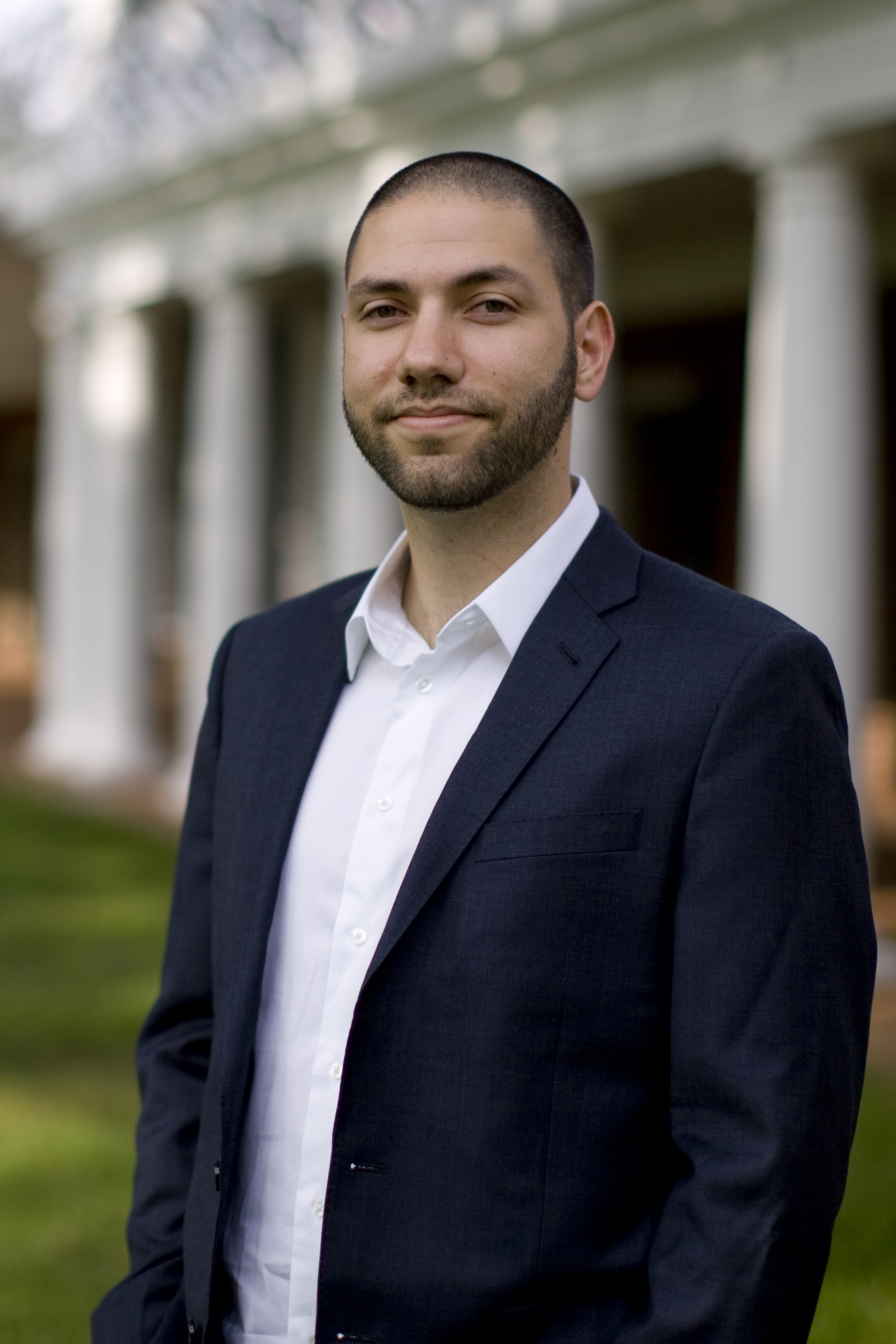 Assistant professor Benjamin Converse studies social psychology and the psychology of judgment and decision-making.