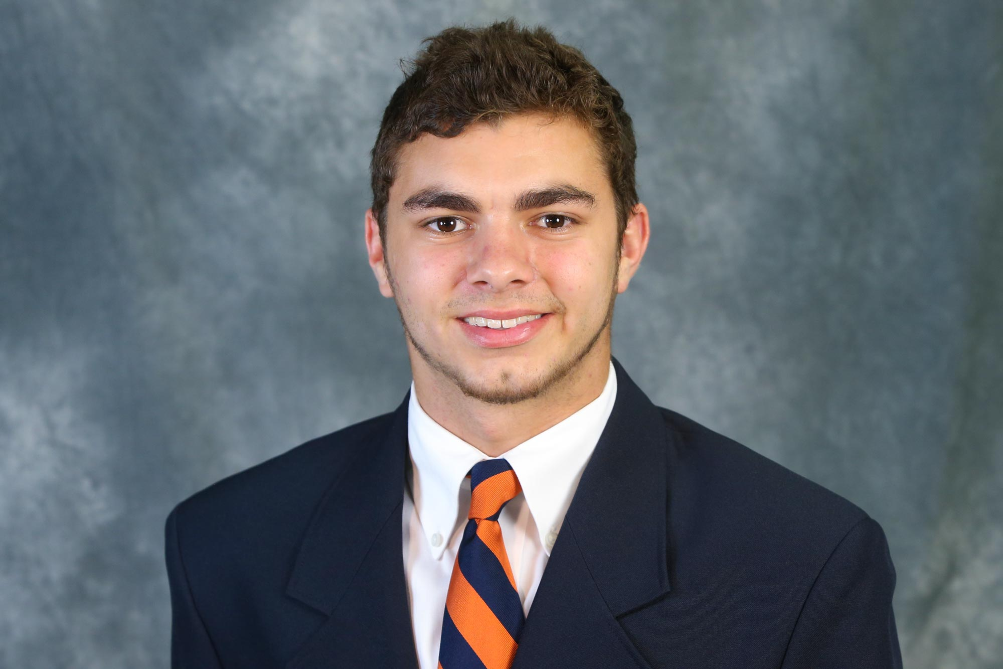 UVA wide receiver Ben Hogg hopes to make it back onto the field in few weeks. (Photo courtesy UVA Athletics)