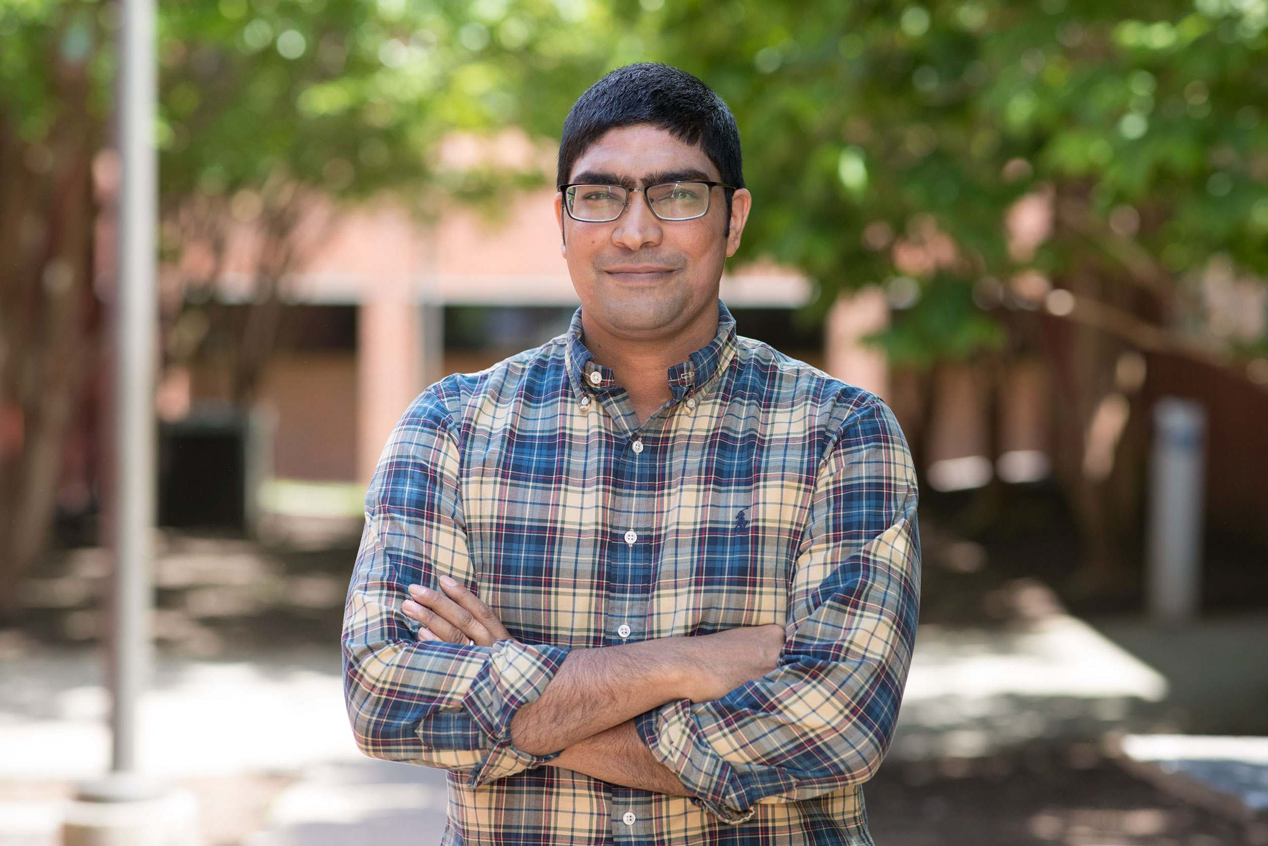 Research scientist Benjamin Lobo built a model that can predict treatment outcomes based on data from past experiences.
