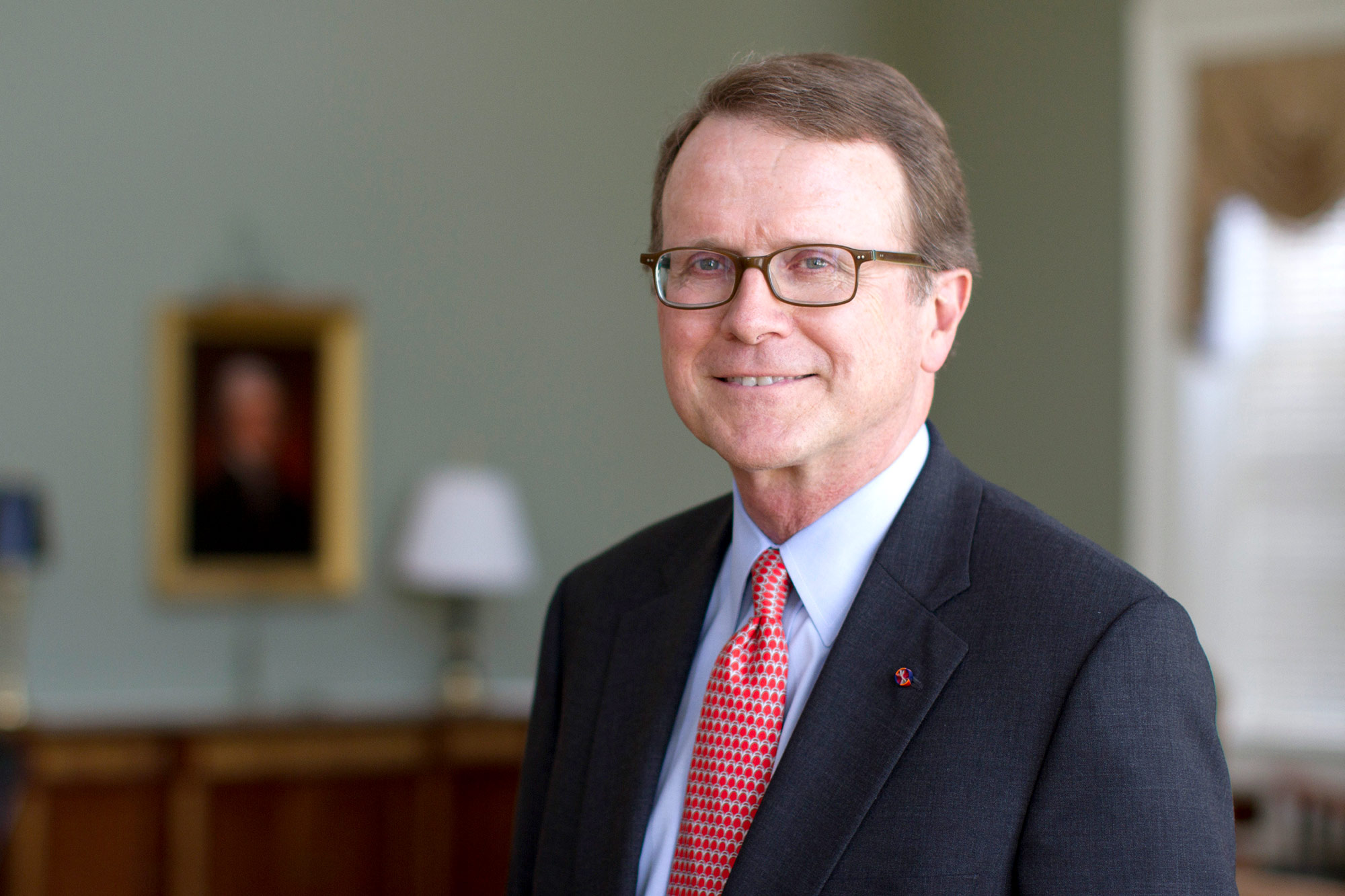 Robert F. Bruner served as Darden's dean for 10 years before returning to the faculty.