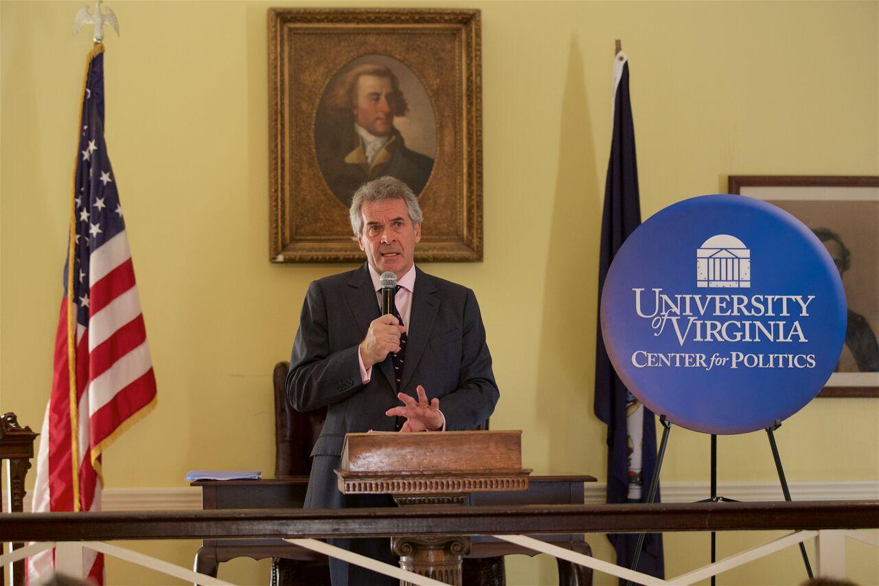 British Ambassador to the United States Peter Westmacott