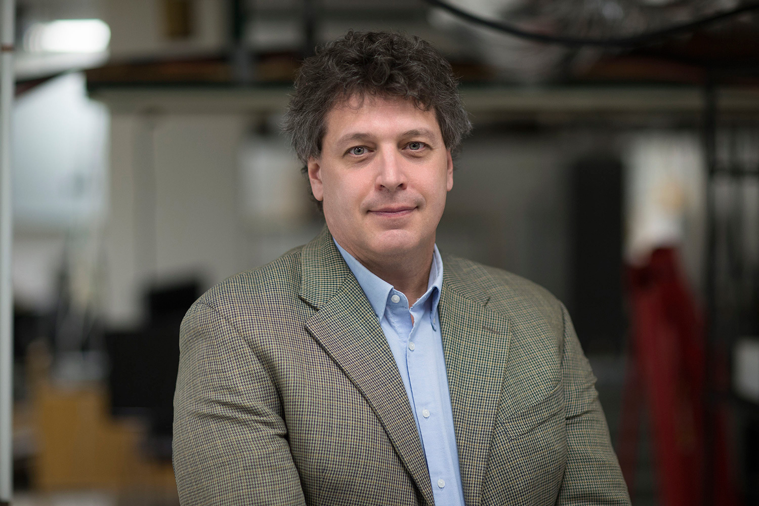 Brooks Pate, the William R. Kenan Professor of Chemistry, developed the technology, called Fast Fourier Molecular Rotation Spectroscopy.