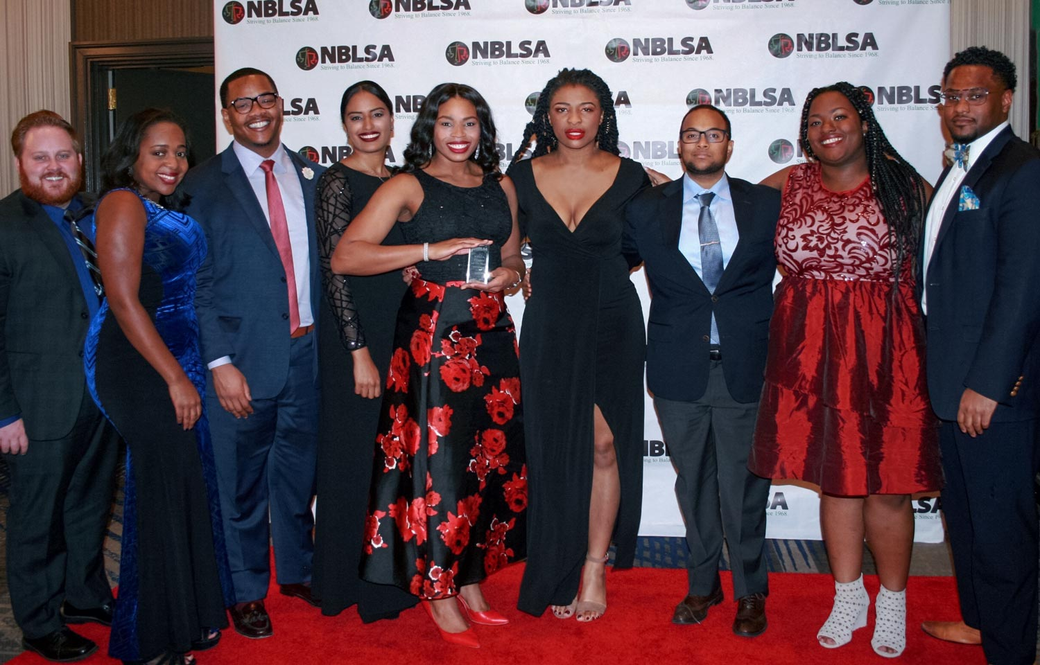 UVA's very active chapter of the Black Law Students Association won national chapter of the year honors for the fifth time since 2002.