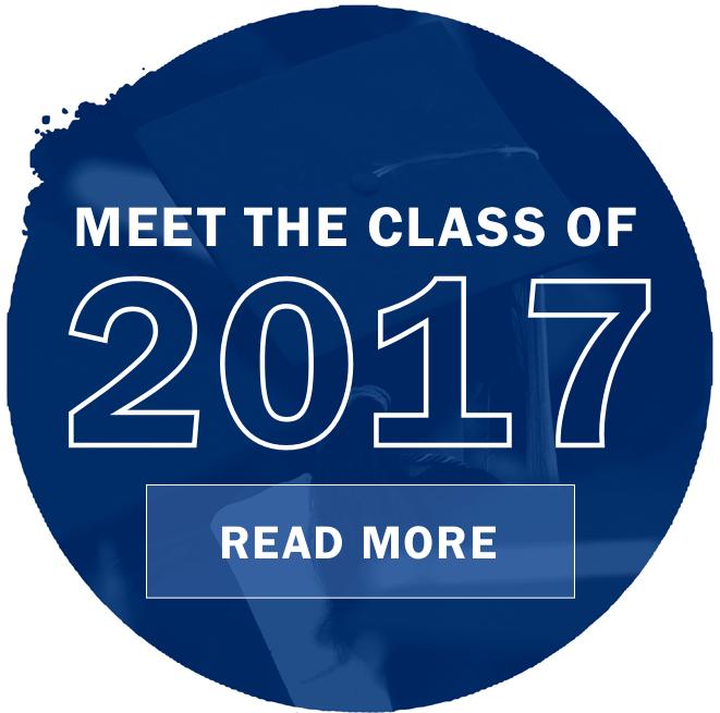 Class of 2017 profiles