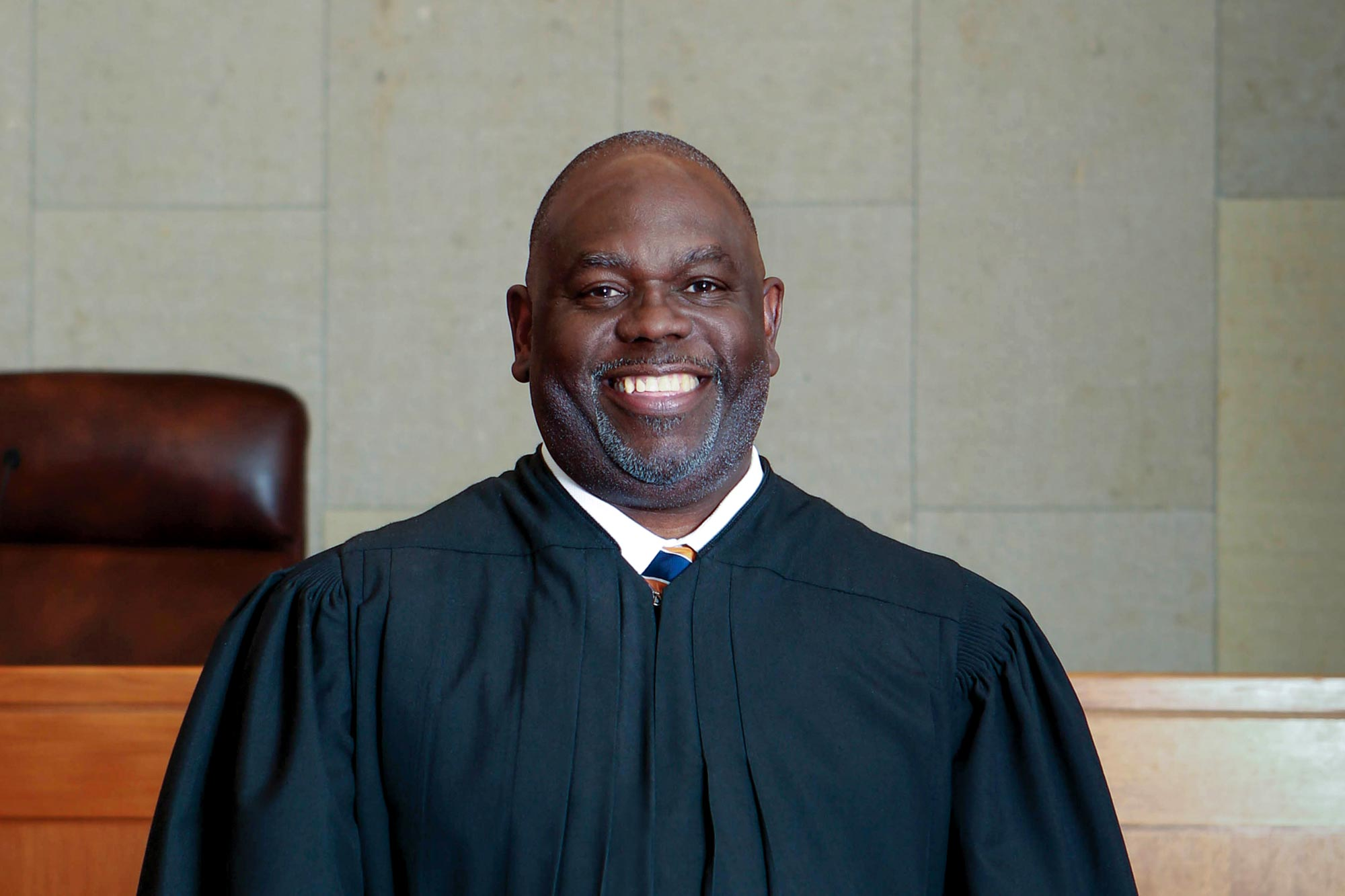 This UVA-Grad-Turned-Judge Brings 'Moral Force' to the Bench