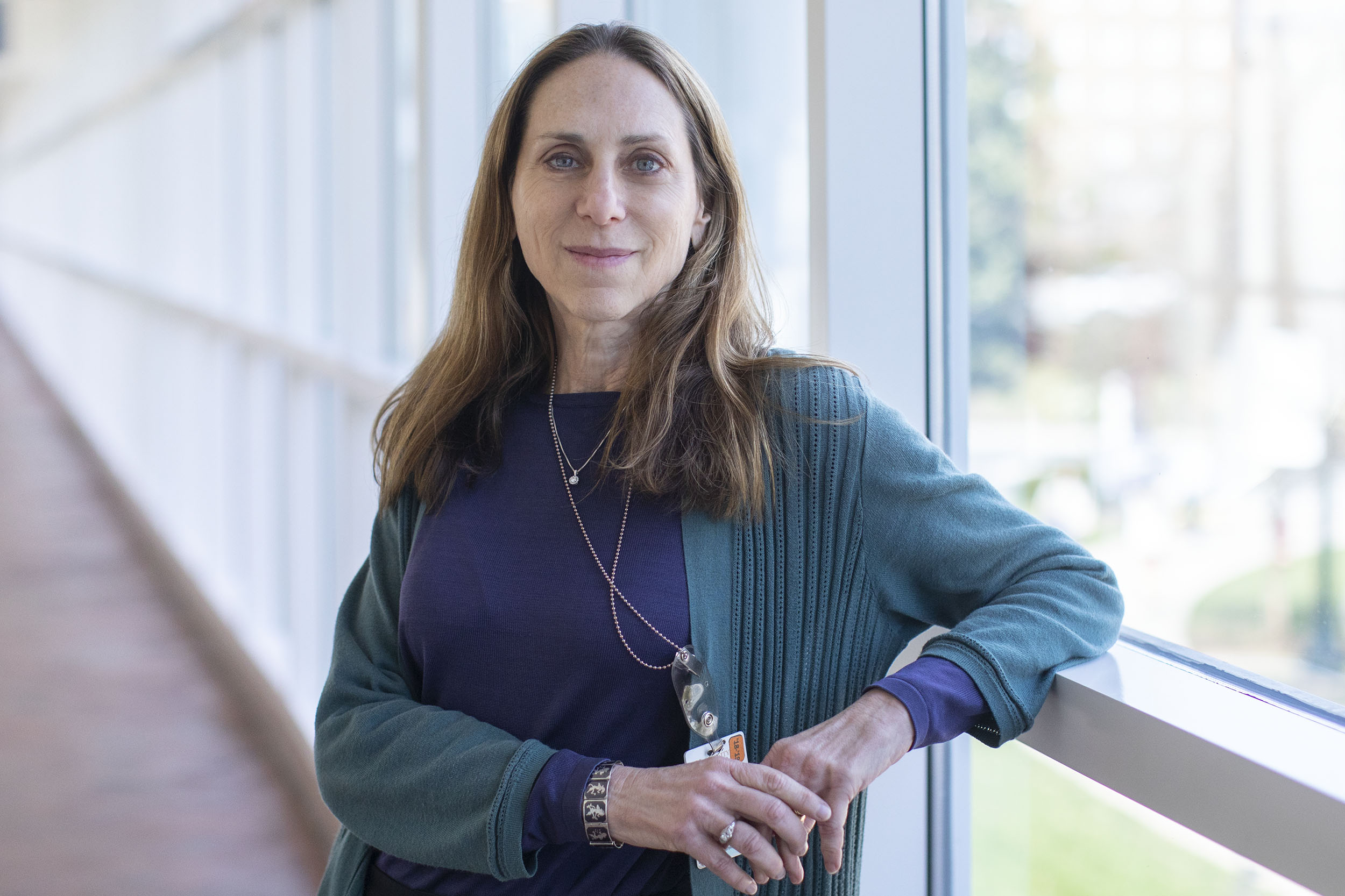 Dr. Carol Manning directs UVA's Memory and Aging Care Clinic.
