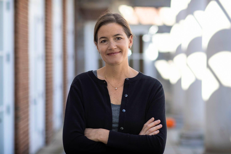 McIntire School of Commerce marketing professor Carrie Heilman was chosen as one of America's top 50 undergraduate business professors.
