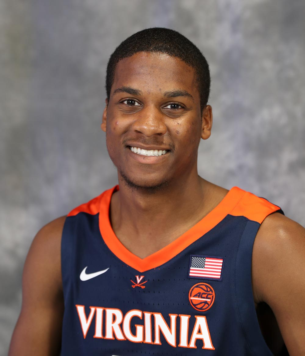 Coleman was attracted to UVA by more than just basketball.